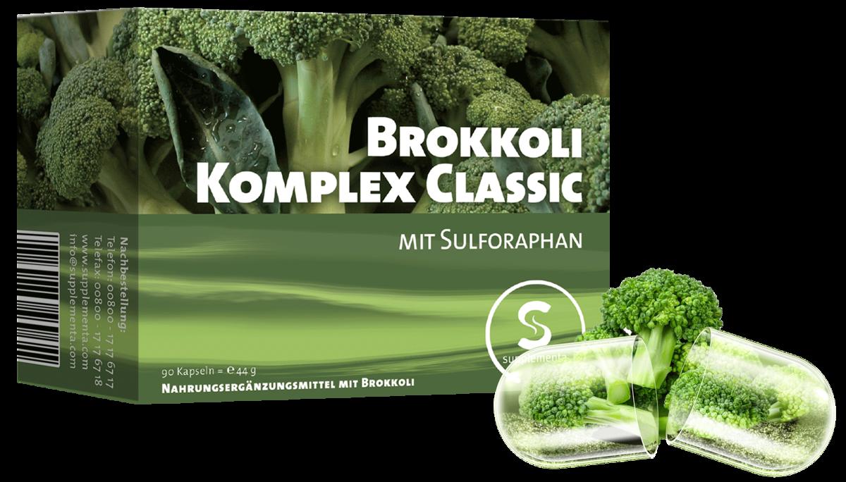 Brokolu asnu ekstrakts ar sulforafānu